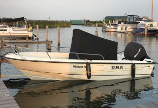 Boston Whaler 190 Outrage, Speed- en sportboten  for sale by Kempers Watersport