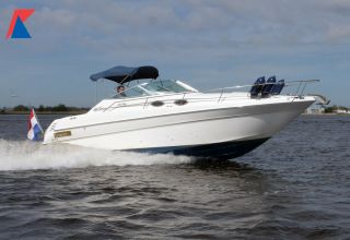 Sea Ray 270 Sundancer, Speed- en sportboten  for sale by Kempers Watersport