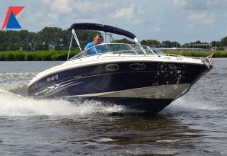 Sea Ray 240 Sun Sport, Speed- en sportboten  for sale by Kempers Watersport