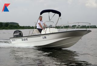 Boston Whaler 170 Montauk, Speed- en sportboten  for sale by Kempers Watersport