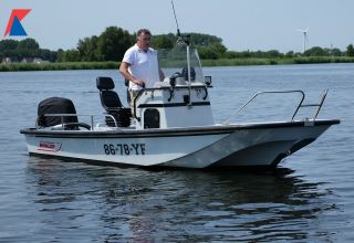 Boston Whaler 17 Guardian, Speedboat and sport cruiser  for sale by Kempers Watersport