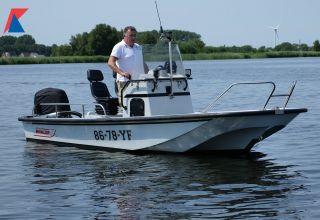 Boston Whaler 17 Guardian, Speed- en sportboten  for sale by Kempers Watersport
