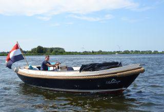 Makma 700 Vlet Loungevlet, Sloep  for sale by Kempers Watersport