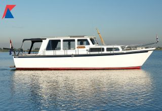 Pikmeer 1050 OK, Motoryacht  for sale by Kempers Watersport