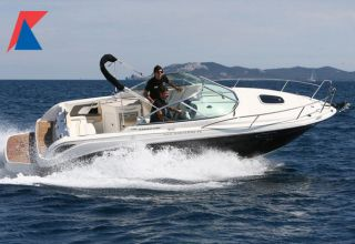 Sea Ray 235 Weekender, Speedboat und Cruiser  for sale by Kempers Watersport
