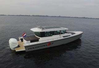 Axopar 37 AC, Speed- en sportboten  for sale by Kempers Watersport