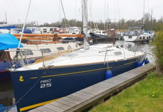 Beneteau First 25 S, Sailing Yacht  for sale by Kempers Watersport
