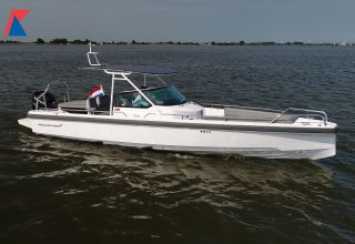 Axopar 28 T-Top, Speed- en sportboten  for sale by Kempers Watersport