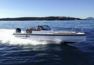 Axopar 28 OC, Speedboat and sport cruiser  for sale by Kempers Watersport
