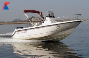, Offene Motorboot und Ruderboot  for sale by Kempers Watersport