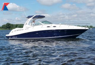 Sea Ray 340 Sundancer, Motorjacht  for sale by Kempers Watersport