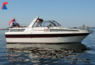 Fjord 880 AC, Motorjacht  for sale by Kempers Watersport