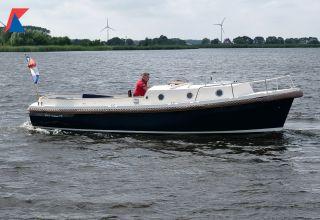 Onj Werkboot 770, Motorjacht  for sale by Kempers Watersport