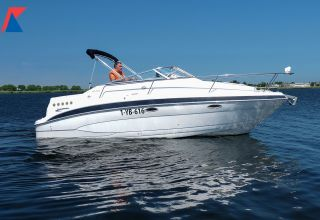Glastron 249 GT, Motorjacht  for sale by Kempers Watersport