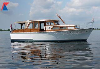 Feadship Van Lent 10.35, Klassiek/traditioneel motorjacht  for sale by Kempers Watersport