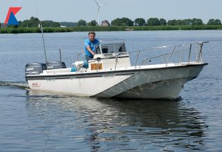 Boston Whaler 25 Outrage Whaler Drive, Speed- en sportboten  for sale by Kempers Watersport