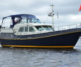 Linssen Grand Sturdy 430 AC Twin, Motorjacht Linssen Grand Sturdy 430 AC Twin te koop bij Kempers Watersport
