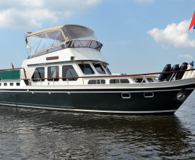 Wieringer Kruiser, Motorjacht Wieringer Kruiser te koop bij Kempers Watersport