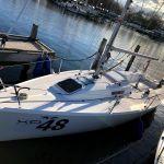 J/Boats J/80, Segelyacht J/Boats J/80 te koop bij Jachthaven Lemmer-binnen
