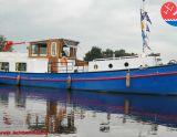 Directievaartuig 1295, Traditional/classic motor boat Directievaartuig 1295 for sale by Overwijk Jachtbemiddeling