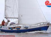 Domp Zeilkruiser DK 34, Zeiljacht Domp Zeilkruiser DK 34 te koop bij Overwijk Jachtbemiddeling