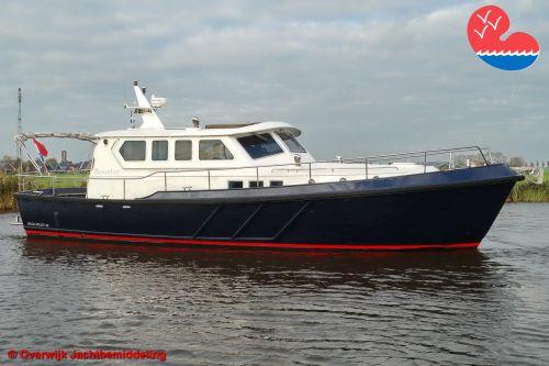 Rego Pilot 42,Motorjacht for sale byOverwijk Jachtbemiddeling