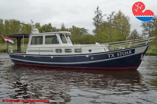 Staverse Kotter 1040,Motorjacht for sale byOverwijk Jachtbemiddeling