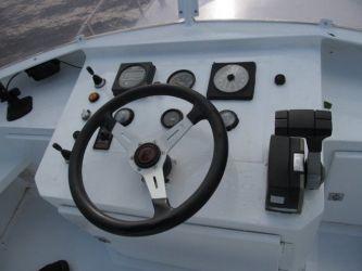 Blauwe Hand Commander 13.25 Flybridge