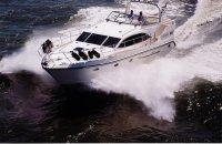 Atlantic 50, Motorjacht