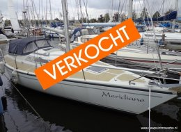 Dehler 34 / Optima 106, Zeiljacht Dehler 34 / Optima 106 te koop bij Newpoint Moverbo