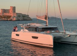 Fountaine Pajot Astrea 42, Multihull zeilboot Fountaine Pajot Astrea 42 te koop bij Newpoint Moverbo