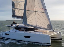 Fountaine Pajot Saona 47, Multihull zeilboot Fountaine Pajot Saona 47 te koop bij Newpoint Moverbo