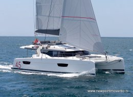 Fountaine Pajot Elba 45, Multihull zeilboot Fountaine Pajot Elba 45 te koop bij Newpoint Moverbo