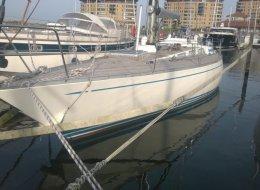 Swan 38, Zeiljacht Swan 38 te koop bij Newpoint Moverbo