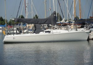J-Boats J/92s, Zeiljacht