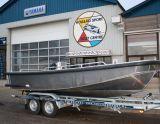 Van Vossen Big One 600, Bateau à moteur open Van Vossen Big One 600 à vendre par Holland Sport Boat Centre
