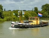 Motorsleepboot Amsterdams Model, Traditionelle Motorboot Motorsleepboot Amsterdams Model Zu verkaufen durch Brabant Yachting