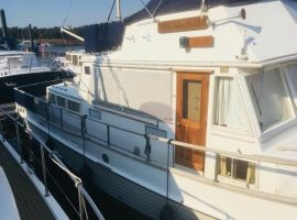 Grand Banks 36 Classic, Motor Yacht Grand Banks 36 Classic for sale by Brabant Yachting