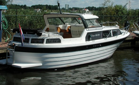 Agder Boat AS Agder 840 AK