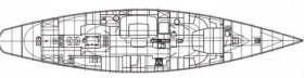 Olsen Yachts 72ft Cutter Rigged Sloop