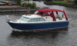 Polaris 910 Cabin Cabrio, Motorjacht Polaris 910 Cabin Cabrio te koop bij Het Wakend Oog
