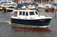 Kent 31 Cruiser, Motorjacht
