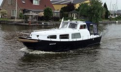 Motorvlet OK, Motor Yacht Motorvlet OK te koop bij Het Wakend Oog