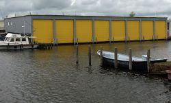 Boothuis / Schiphuis Woudsend Overdekte Ligplaats, Motorjacht Boothuis / Schiphuis Woudsend Overdekte Ligplaats for sale by Het Wakend Oog