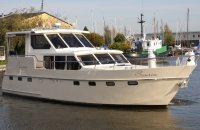 Shogun 41 Pilothouse, Motorjacht