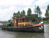 Sleepboot Gebroeders Jonker Te Goude, Motoryacht Sleepboot Gebroeders Jonker Te Goude Zu verkaufen durch Mertrade