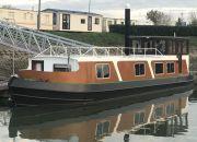 Friesland Boating Friesse Kanaalboot 1400, Motorjacht Friesland Boating Friesse kanaalboot 1400 te koop bij Mertrade
