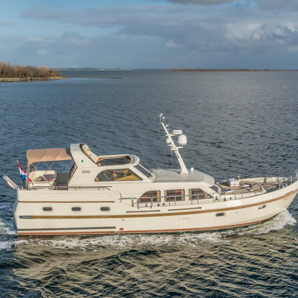 "Linssen Grand Sturdy 500 AC Variotop MK II ""Diamond"", Motorjacht for sale by JONKERS YACHTS B.V."