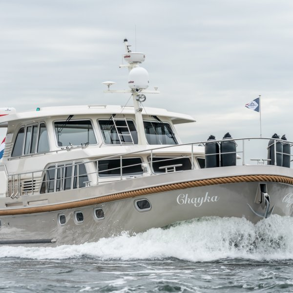 Linssen Grand Sturdy 590 AC Wheelhouse, Motorjacht for sale by JONKERS YACHTS B.V.