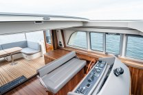 Linssen Grand Sturdy 590 AC Wheelhouse